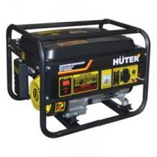 Электрогенератор HUTER 64/1/21 DY 4000L бензиновый мощность 4 кВт 64/1/21