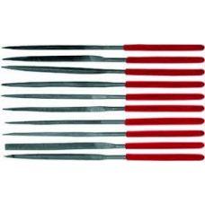 Набор надфилей 10шт 140мм пластм руч FIT 42170