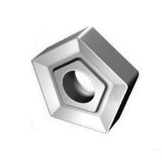 Пластина пятигранная диаметр 6 мм сталь Т15К6 Н10 23055