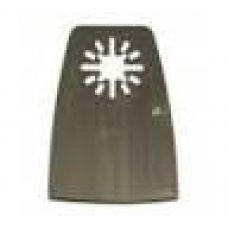 Насадка для МФЭ ЭНКОР шабер плоский для удаления раствора краски клея герметика 50450