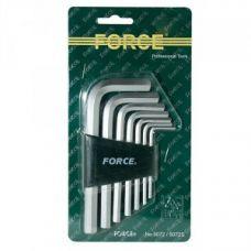 Ключи шестигранные комплект  7 шт 2,5-10 мм Г-образные FORSAGE 5072 FORSAGE