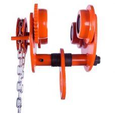 Тележка для тали с механизмом передвижная GCL 2х3 м TOR ТОР 10423