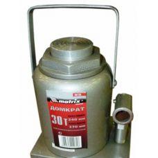 Домкрат гидравлический бутылочный грузоподъемность 30,0 тонны MATRIX 50735