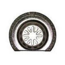 Насадка для МФЭ ЭНКОР алмазная сегментная 63,5мм для резки по керамике, кирпичу, пенобетону 50478