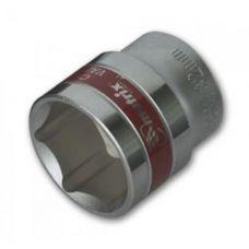 Головка торцевая размером 11 мм 6 граней привод 1/2 дюйма MATRIX