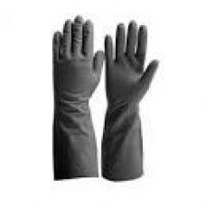 Перчатки противокислотные неопреновые XL KRAFTOOL