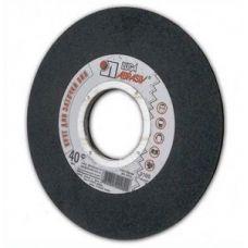 Круг абразивный шлифовальный 3 300х10х127 мм 14А 40СТ бакелитовый