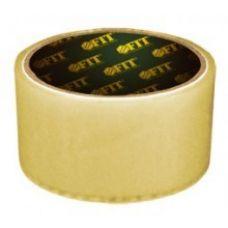 Скотч упаковочный прозрачный усиленный 48 мм х 60 м FIT 11106