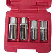 Шпильковерты от 6 до 12 мм размер 6, 8, 10, 12 мм (1/4, 5/16, 3/8, 7/16 дюйма) упаковка 4 шт JTC JTC-3119