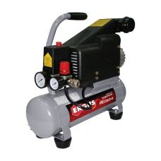 Компрессор объем   6 л производительность 130 л/мин давление 8 бар мощность 1 л/с марка ERGUS PICCOLO-6 770-186