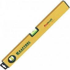 Уровень   400 мм KRAFTOOL магнитный 2 ампулы точность 0,5 мм/м 34712-040