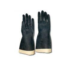 Перчатки кислото-щелочностойкие тип 2 размер 9