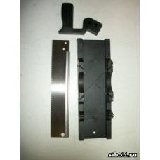 Стусло 300 мм пластмассовое с пилой с обушком 1539-30/225305