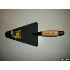 Кельма бетонщика КБ с деревянной усиленной ручкой 0821-2/86247
