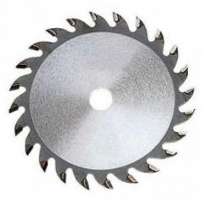 Пила диск 190х30/20/16х24Т твердосплавные пластины дерево ПРАКТИКА
