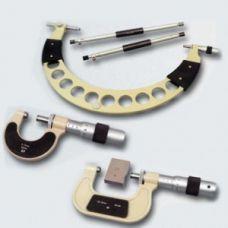 Микрометр гладкий МК  0- 25 кл.1 КРИН с повер