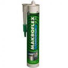 Герметик МАКРОФЛЕКС SX101 силиконовый санитарный бесцветный емкость 0,29 литра 071986BIB