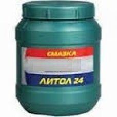 Смазка ЛИТОЛ-24 емкость 0,8 кг банка