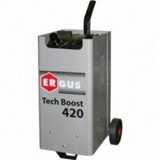 Пускозарядное устройство 420 QUATRO ELEMENTI Tech Boost 420 12/24 В заряд 75 А пуск 390 А 771-459