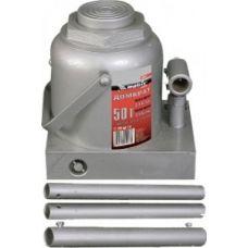 Домкрат гидравлический бутылочный грузоподъемность 50,0 тонны 236-356 MATRIX 50737