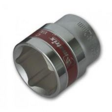 Головка торцевая размером 24 мм 6 граней привод 1/2 дюйма MATRIX 13124