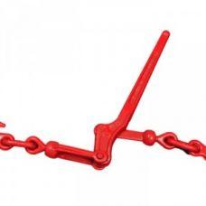 Стяжка цепная тип S талреп с рычагом 6-8 мм 1180 кг