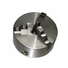 Патрон токарный 3-х кулачковый ГРОДНО 160 мм 160-3-160.05.14П на планшайбу