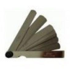 Набор щупов №2 длина 100 мм толщина 0,02 - 0,5 мм