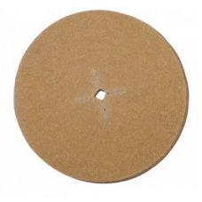 Круг из абразивной бумаги 125мм Р120 без отверстий 5 шт STAYER 3582-125-120