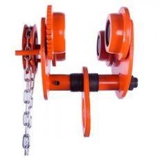 Тележка для тали с механизмом передвижная GCL 1х6 м TOR ТОР 10416