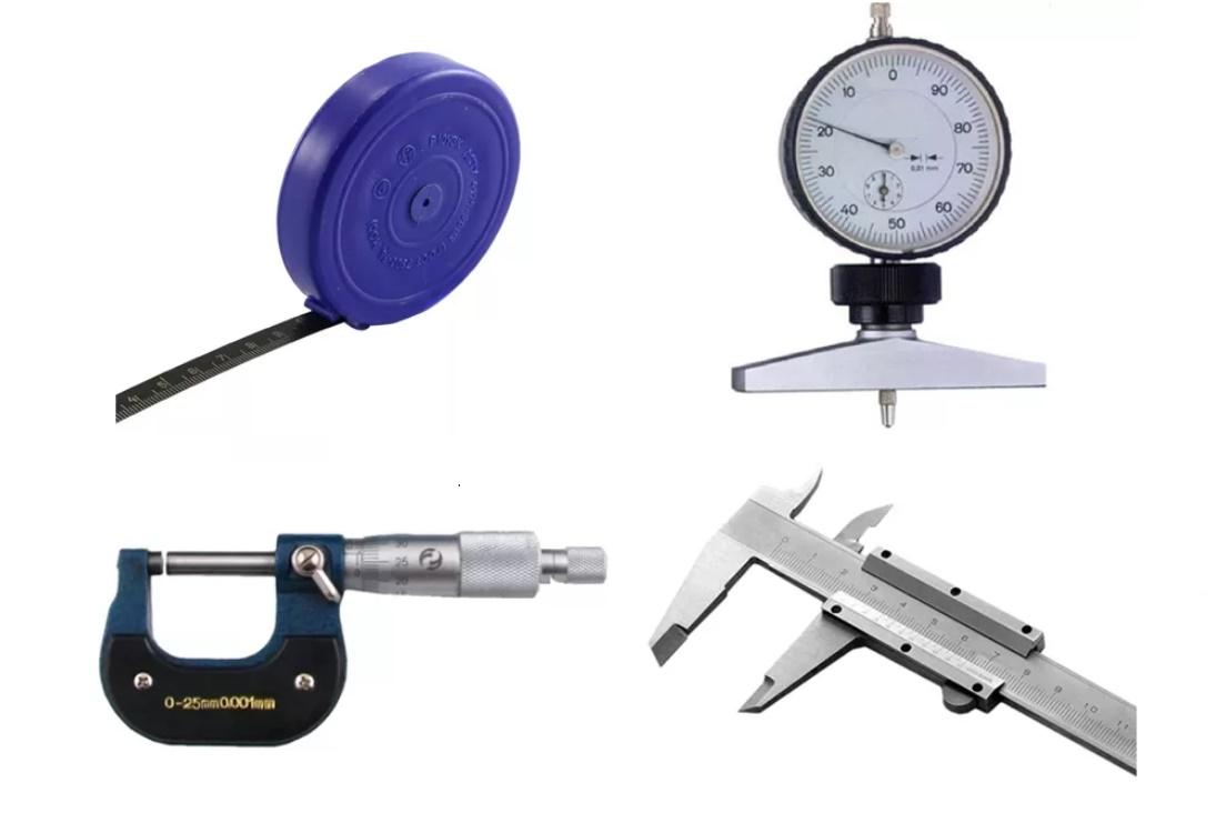 В наличии большой выбор мерительного инструмента купить в Омске